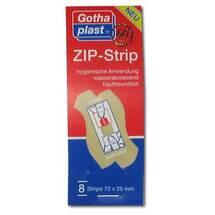 Zip Strip wasserabweisend 72 Erfahrungen teilen