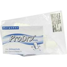 Prodry anal Testset Tampon