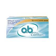 Produktbild O.B. Tampons Procomfort supe