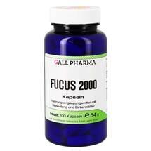 Produktbild Fucus 2000 Kapseln