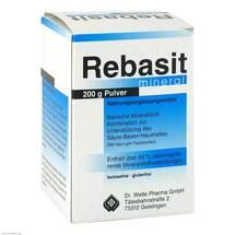 Produktbild Rebasit Mineral Pulver