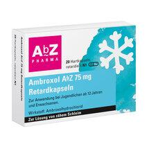 Produktbild Ambroxol AbZ 75 mg Retardkapseln