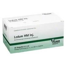 Produktbild Ledum HM Injekt Ampullen