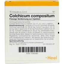 Produktbild Colchicum Compositum Ampullen