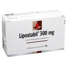 Produktbild Lipostabil 300 mg Hartkapseln