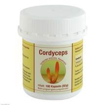 Produktbild Cordyceps sinensis Kapseln