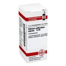 Produktbild Stibium sulfuratum nigrum D 30 Gl