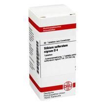 Produktbild Stibium sulfuratum nigrum D 4 Tabletten