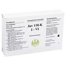 Produktbild Juv 110 K I-VI Globuli
