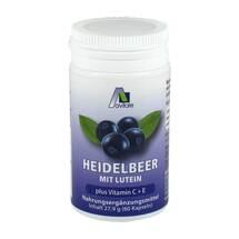 Produktbild Heidelbeer Kapseln + Lutein