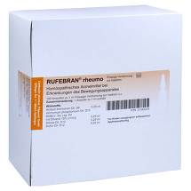 Produktbild Rufebran rheumo Ampullen