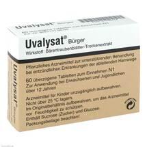 Produktbild Uvalysat Bürger überzogene Tabletten