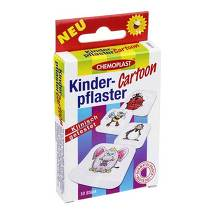 Produktbild Kinderpflaster Cartoon