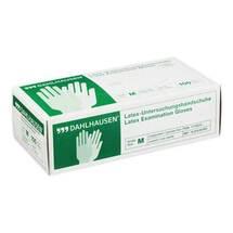 Produktbild Handschuhe Latex ungepudert Größe M