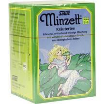 Produktbild Minzett Kräutertee Beutel Salus