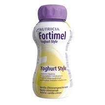 Produktbild Fortimel Yoghurt Style Vanille Zitronegeschmack