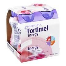Produktbild Fortimel Energy Erdbeergeschmack