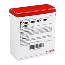 Zincum metallicum Injeel Ampullen