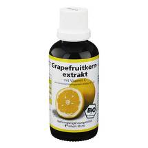 Produktbild Grapefruit Kern Extrakt Bio Lösung
