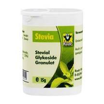 Produktbild Stevia Granulat