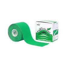 Kinesiotape Nasara 5cmx5m grün