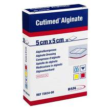 Produktbild Cutimed Alginate Alginatkompressen 5x5cm