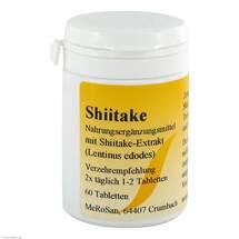 Produktbild Shiitake Tabletten