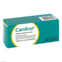 Produktbild Canikur Tabletten vet. (für Tiere)