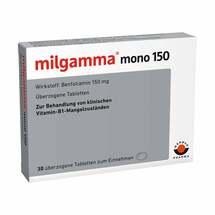 Produktbild Milgamma mono 150 überzogene Tabletten
