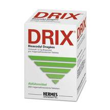 Produktbild Drix Bisacodyl Dragees