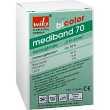 Produktbild Mediband 70 Kurzzugbinde bicol.2in1 10cmx10m w. / h.