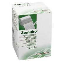 Zemuko Kompresse gerollt 2mx10c