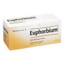 Produktbild Euphorbium Compositum SN Ampullen