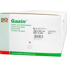 Gazin Tupfer eigroß steril 2 + 3
