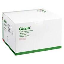 Produktbild Gazin Tupfer pflaum.steril 2