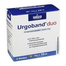 Produktbild Urgoband Duo Binde 10 cm x 5 m