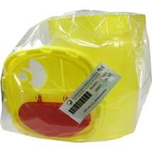 Produktbild Kanüleneimer 1,5 l gelb