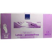 Handschuhe Latex ungepudert 8817 x-small