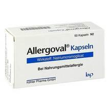 Produktbild Allergoval Kapseln