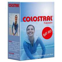 Produktbild Colostral Kapseln