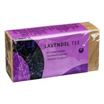 Lavendelblüten Tee Beutel