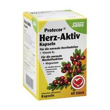 Produktbild Protecor Herz-Aktiv Kapseln