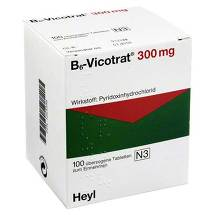 Produktbild B6 Vicotrat 300 mg überzogene Tabletten