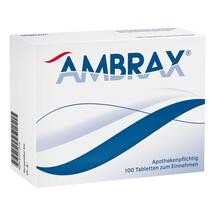 Produktbild Ambrax Tabletten