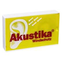 Produktbild Akustika Windschutz