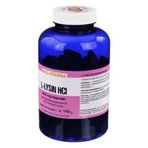 Produktbild L-Lysin 500 mg Kapseln