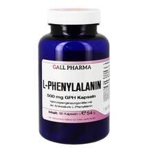 L-Phenylalanin 500 mg Kapsel
