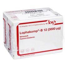 Produktbild Lophakomp B 12 3000 µg Injektionslösung
