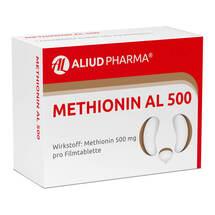 Produktbild Methionin AL 500 Filmtabletten