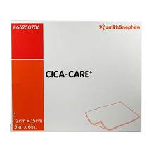 Produktbild Cica Care 12x15cm dünne Silikongelplatte zur Narbenbehandlung